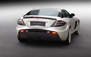 Mercedes-Benz McLaren SLR Renovatio